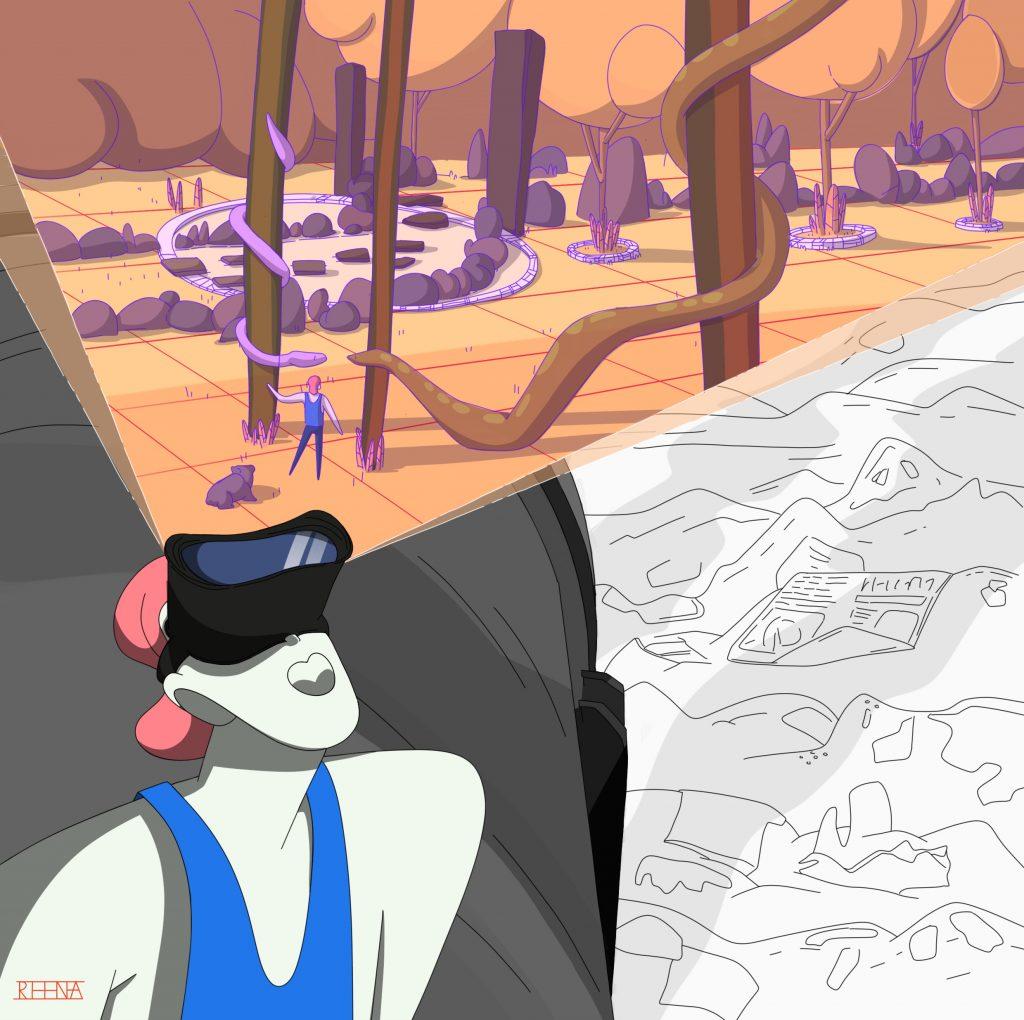 The VR apocalypse