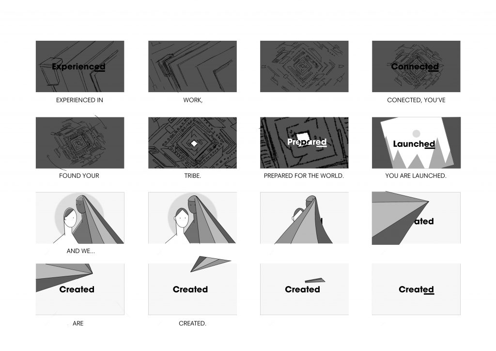 storyboarding for motion design